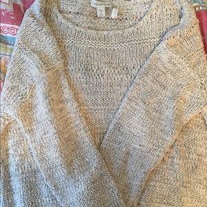 Plus Size Chunky Knit Sweater